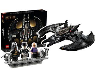 LEGO 76161 Batwing 1989