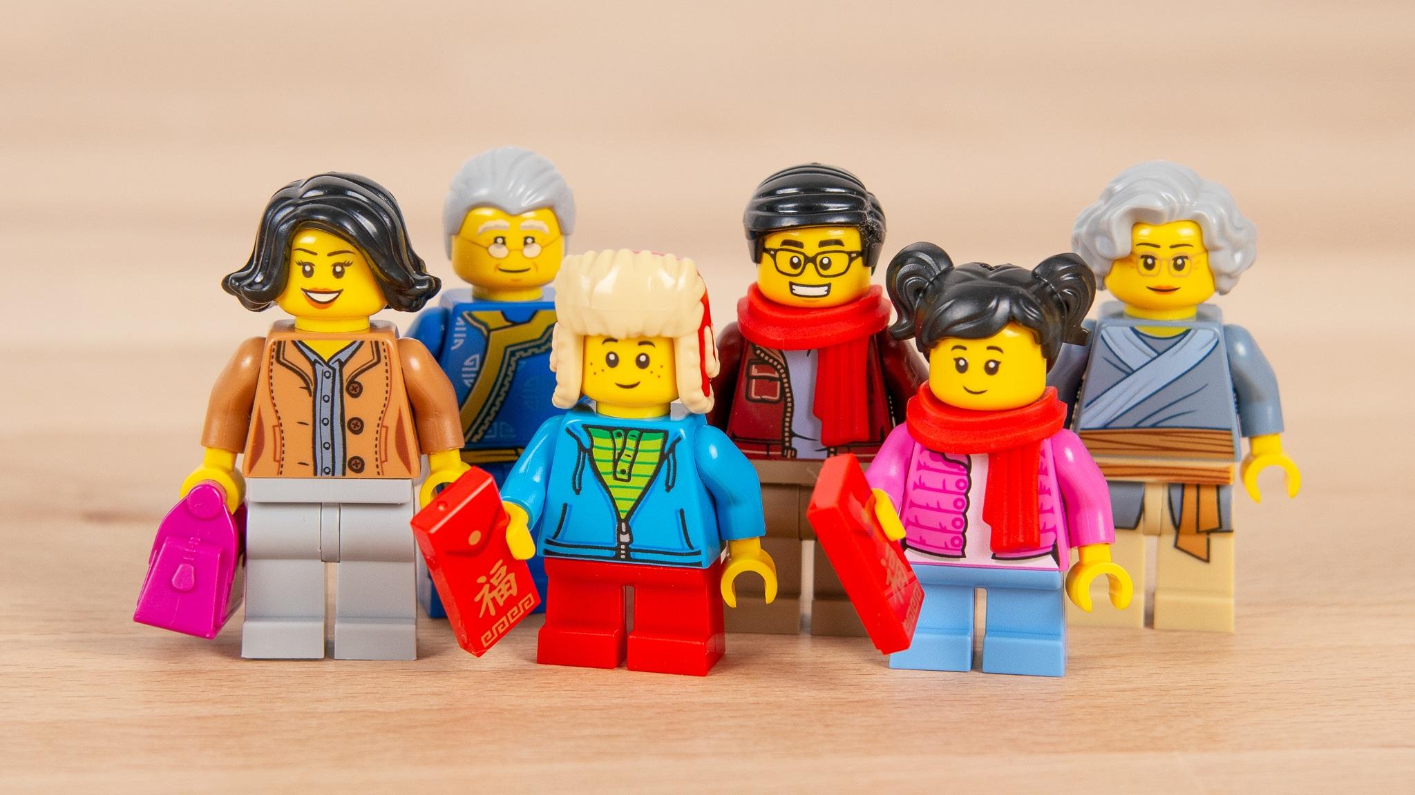 LEGO 80105 Tempelmarkt Zum Chinesischen Neujahrsfest (2)