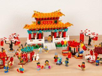 LEGO 80105 Tempelmarkt Zum Chinesischen Neujahrsfest Main