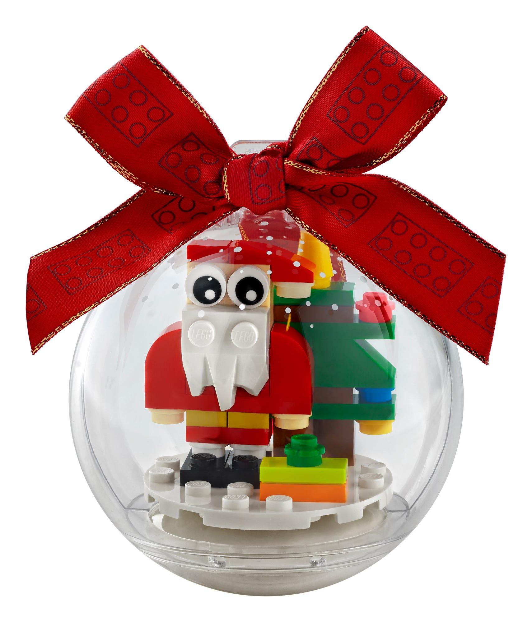 LEGO 854037 Santa Ornament (1)