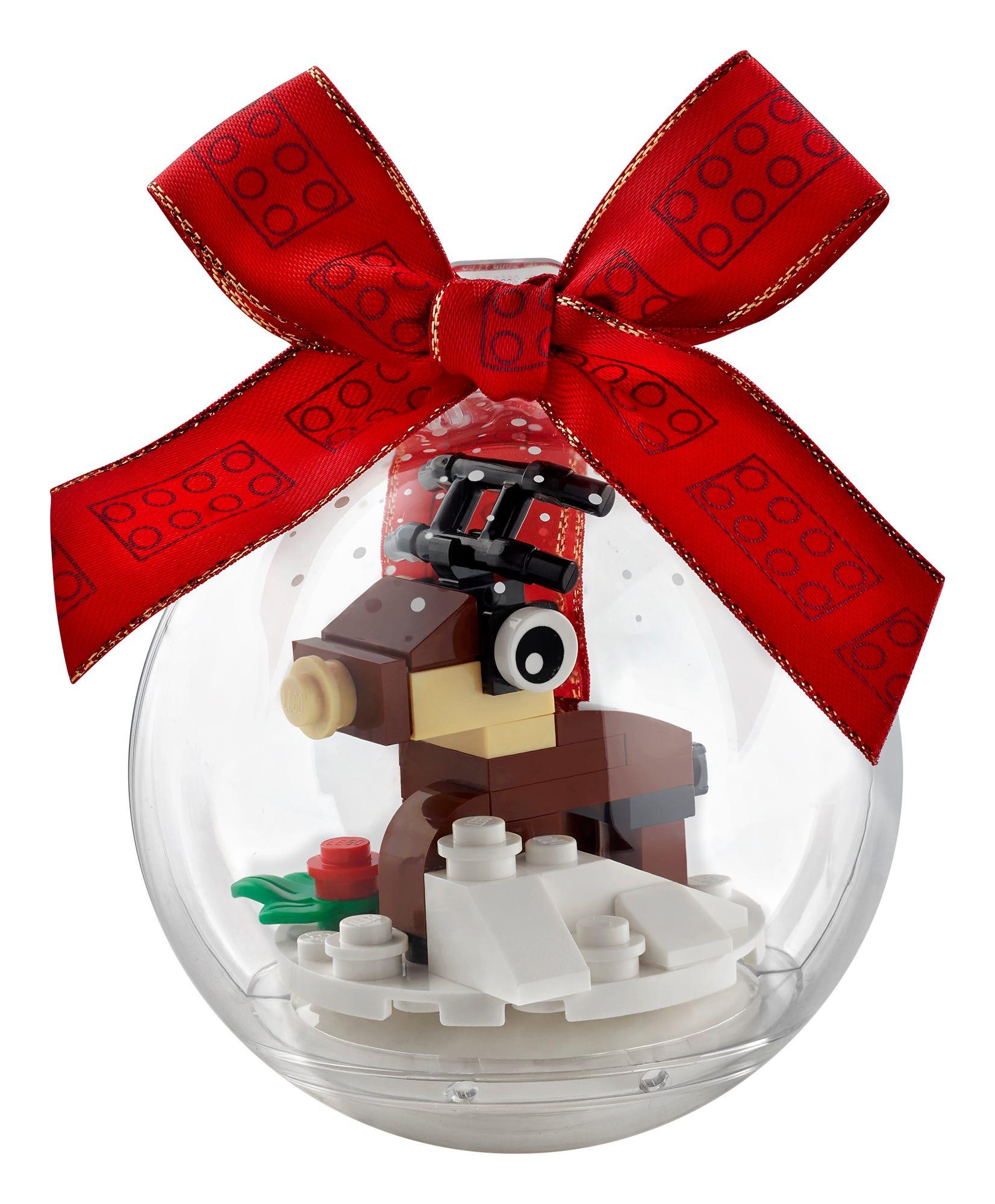 LEGO 854038 Rentier Ornament (1)