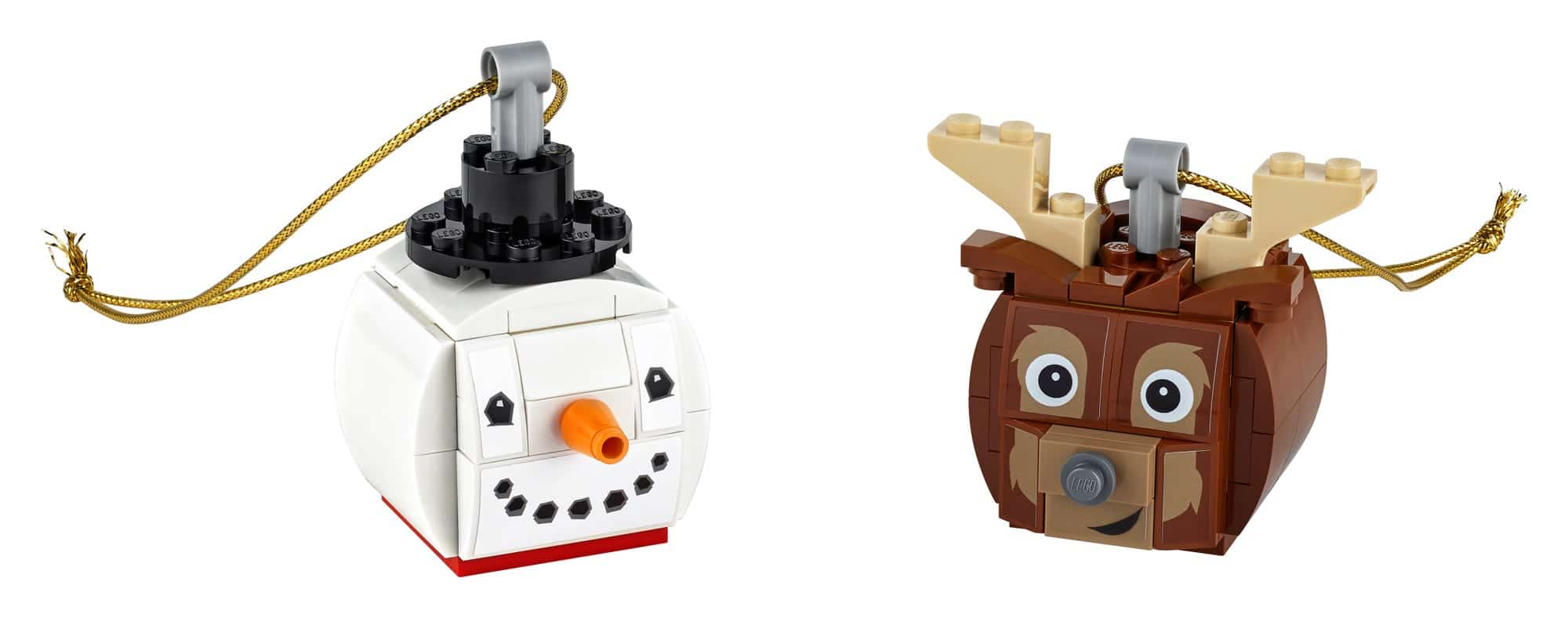 LEGO 854050 Schneemann Rentier