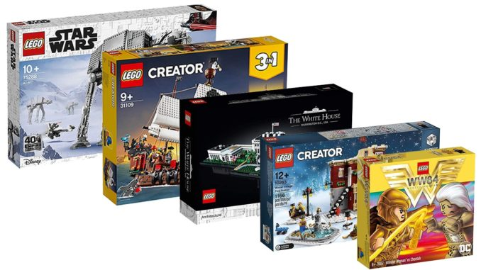 LEGO Angebote Amazon September 2020