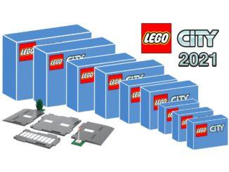 LEGO City 2021 Neuheiten