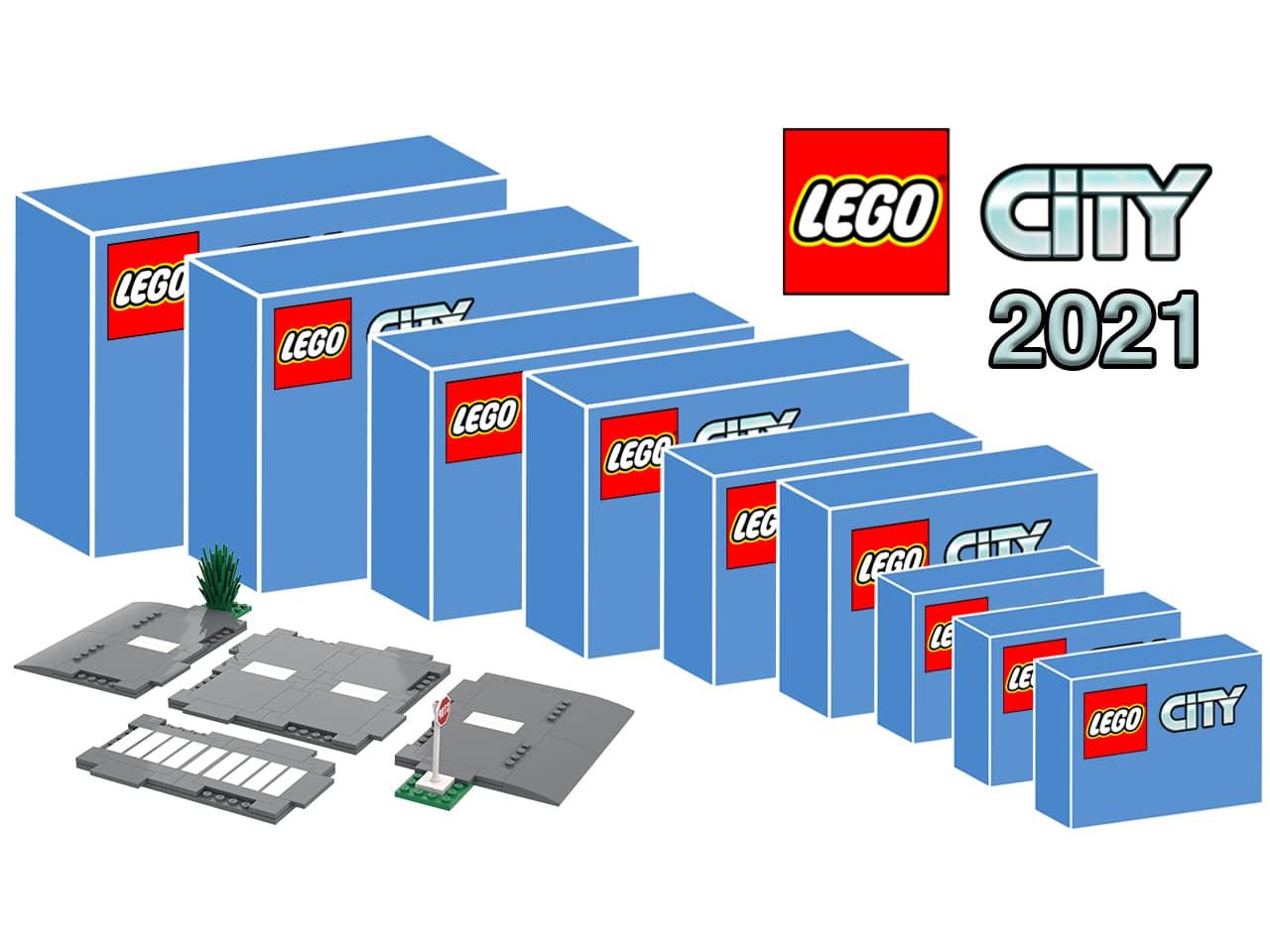 LEGO City 2021: Alle Sets fürs 1. Halbjahr & neues ...
