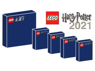 LEGO Harry Potter 2021 1 Hy