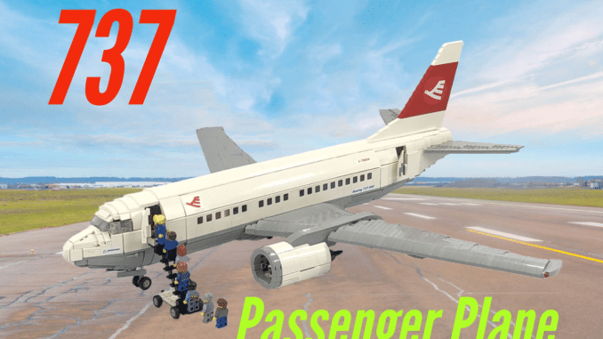 LEGO Ideas 737 500 Passenger Plane (16)