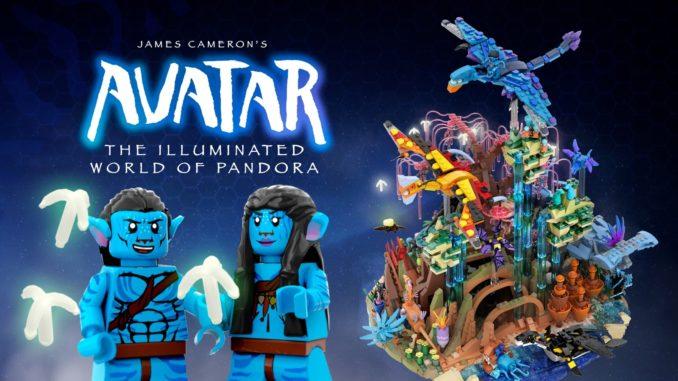 LEGO Ideas Avatar Pandora World (1)