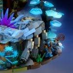 LEGO Ideas Avatar Pandora World (6)