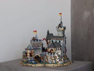 LEGO Ideas Classic Castle (1)