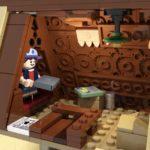 LEGO Ideas Gravitiy Falls Mystery Shack 2 (12)
