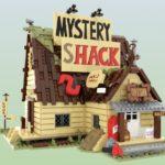 LEGO Ideas Gravitiy Falls Mystery Shack 2 (2)
