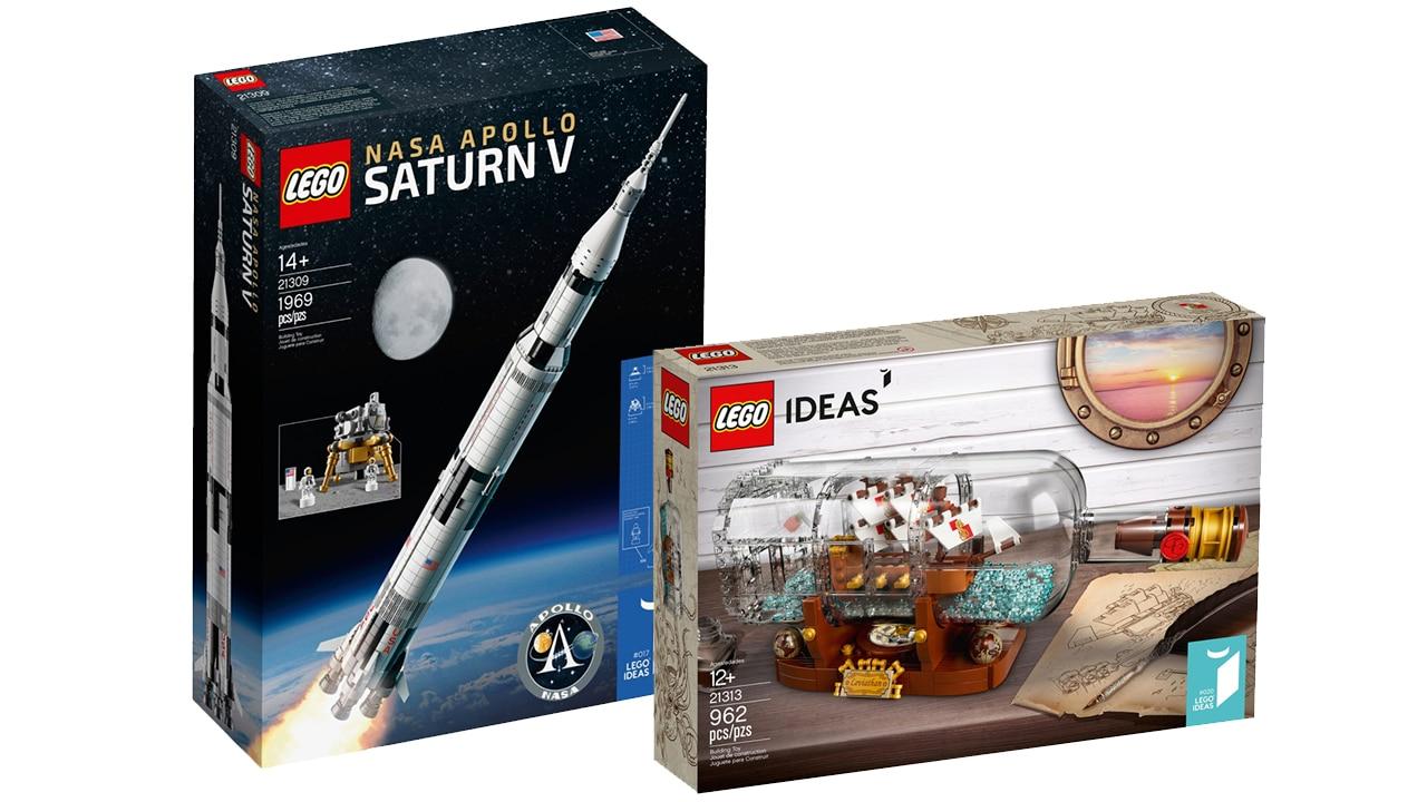 LEGO Ideas Neuauflagen 2020