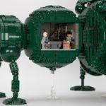 LEGO Ideas Red Dwarf Starbug (8)
