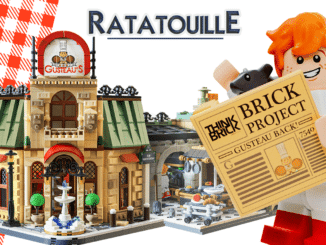 LEGO Ideas Reopen The Doors Ratatouille (1)