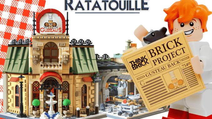 LEGO Ideas Reopen The Doors Ratatouille (1)