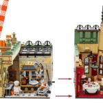 LEGO Ideas Reopen The Doors Ratatouille (4)