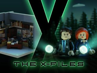 LEGO Ideas X Files (1)