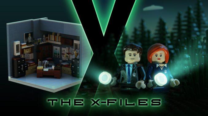 LEGO Ideas X Files (1)