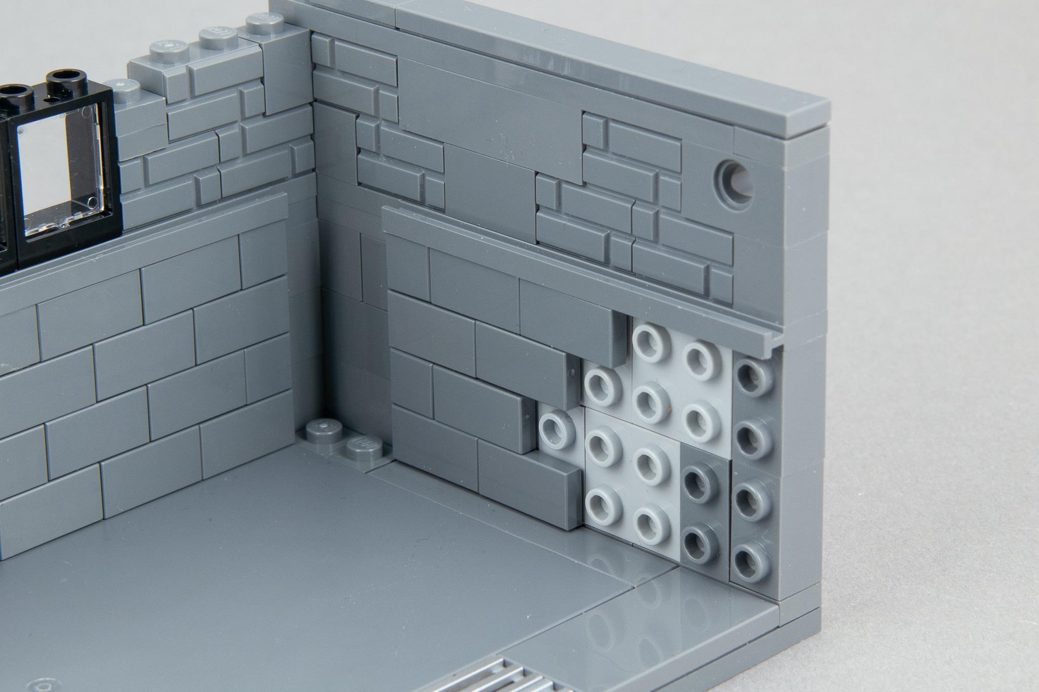 LEGO Moc Waschkeller (14)
