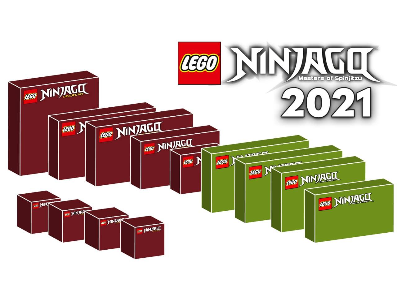 Ninjago Neue Folgen 2021