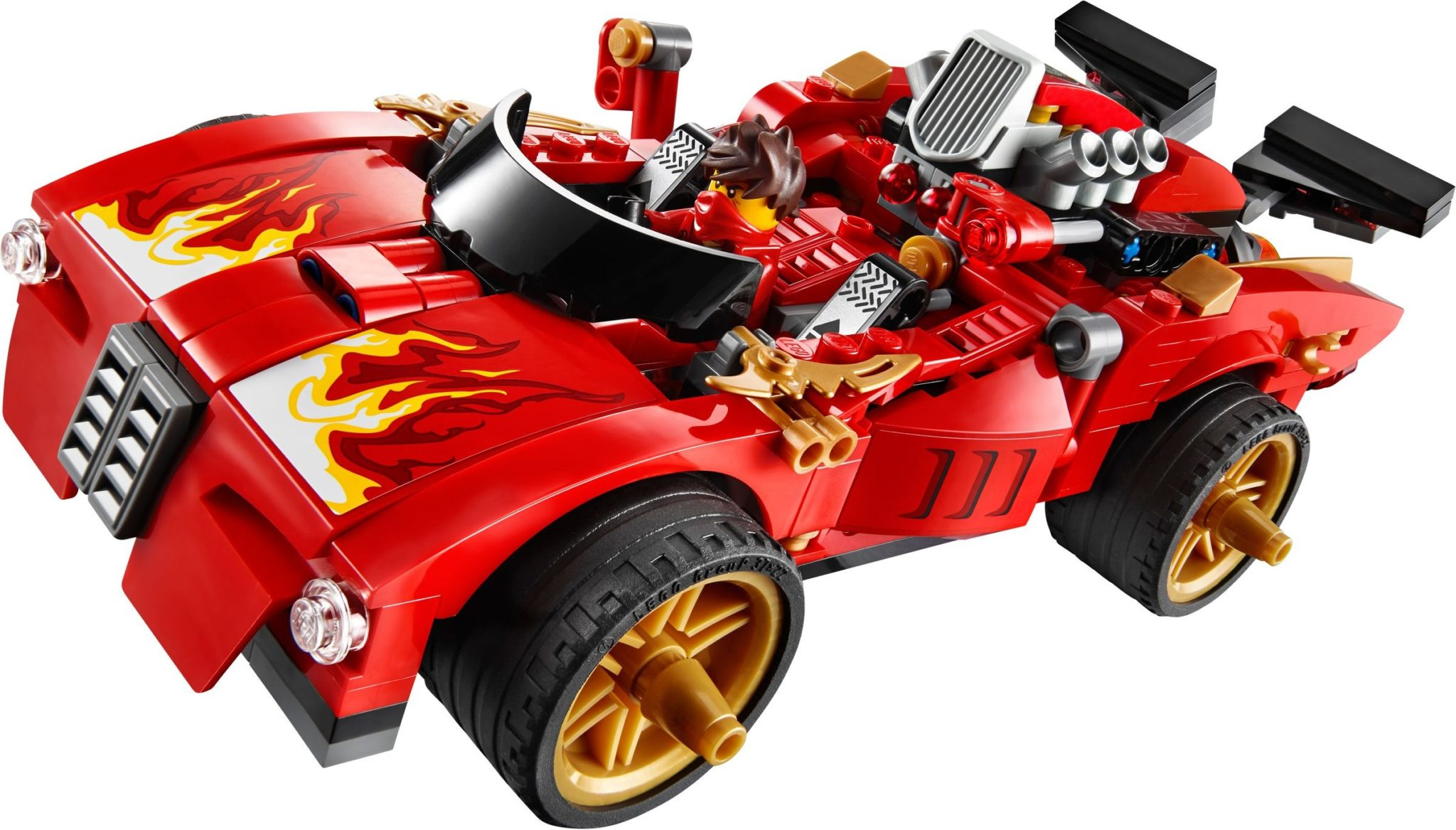 LEGO Ninjago 70727