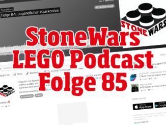 LEGO Podcast Folge 85