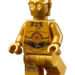 LEGO Star Wars 75290 C3po