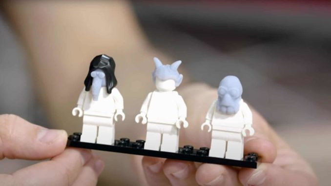 LEGO Star Wars 75290 Cantina Designer Video
