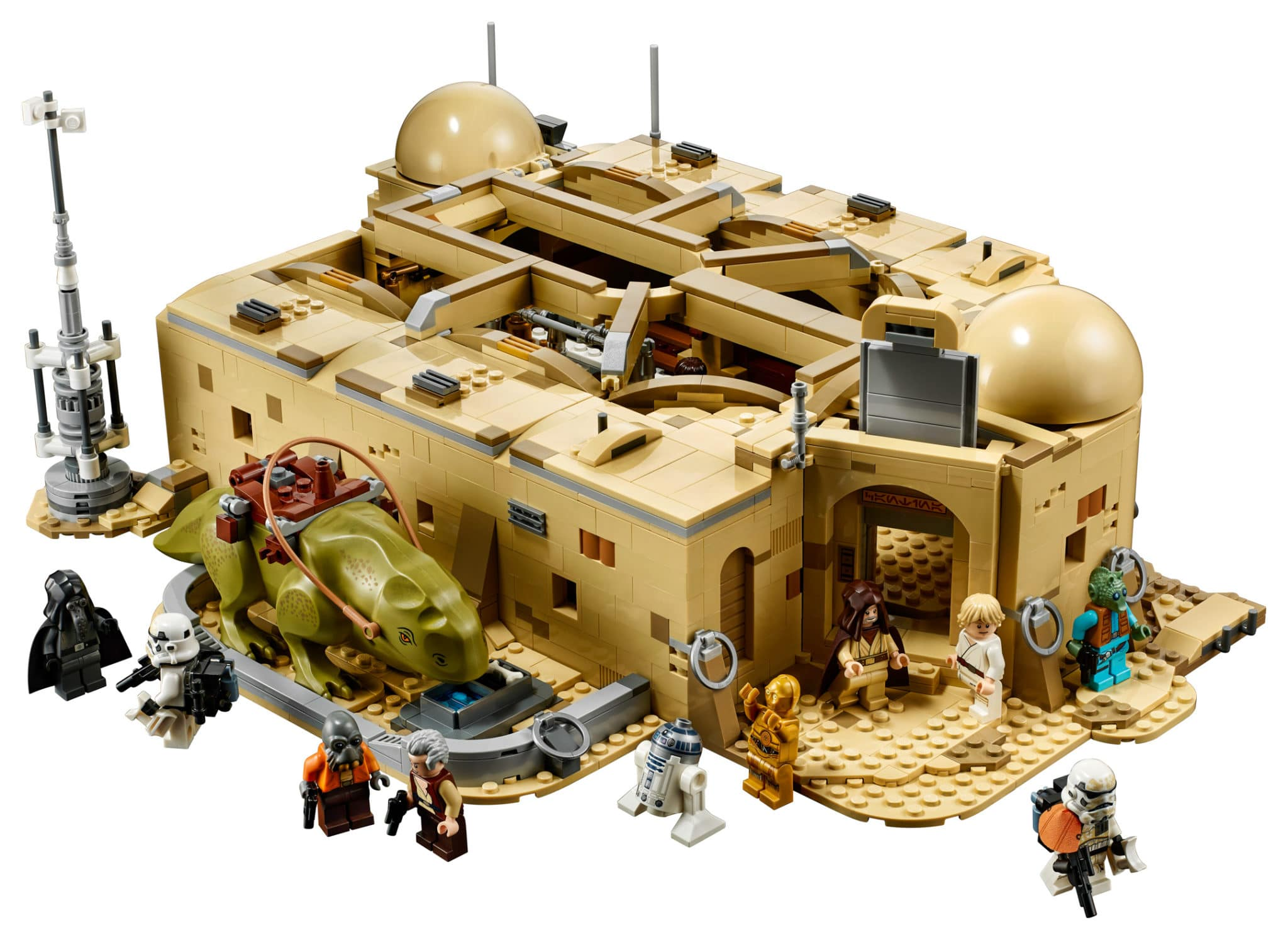 LEGO Star Wars 75290 Mos Eisley Cantina (3)