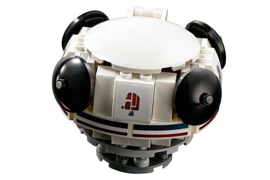 LEGO Star Wars 75290 Mos Eisley Cantina 9000 Z001 Speeder