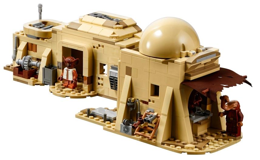 LEGO Star Wars 75290 Mos Eisley Cantina Anbau