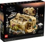 LEGO Star Wars 75290 Mos Eisley Cantina Box (Vorderseite)