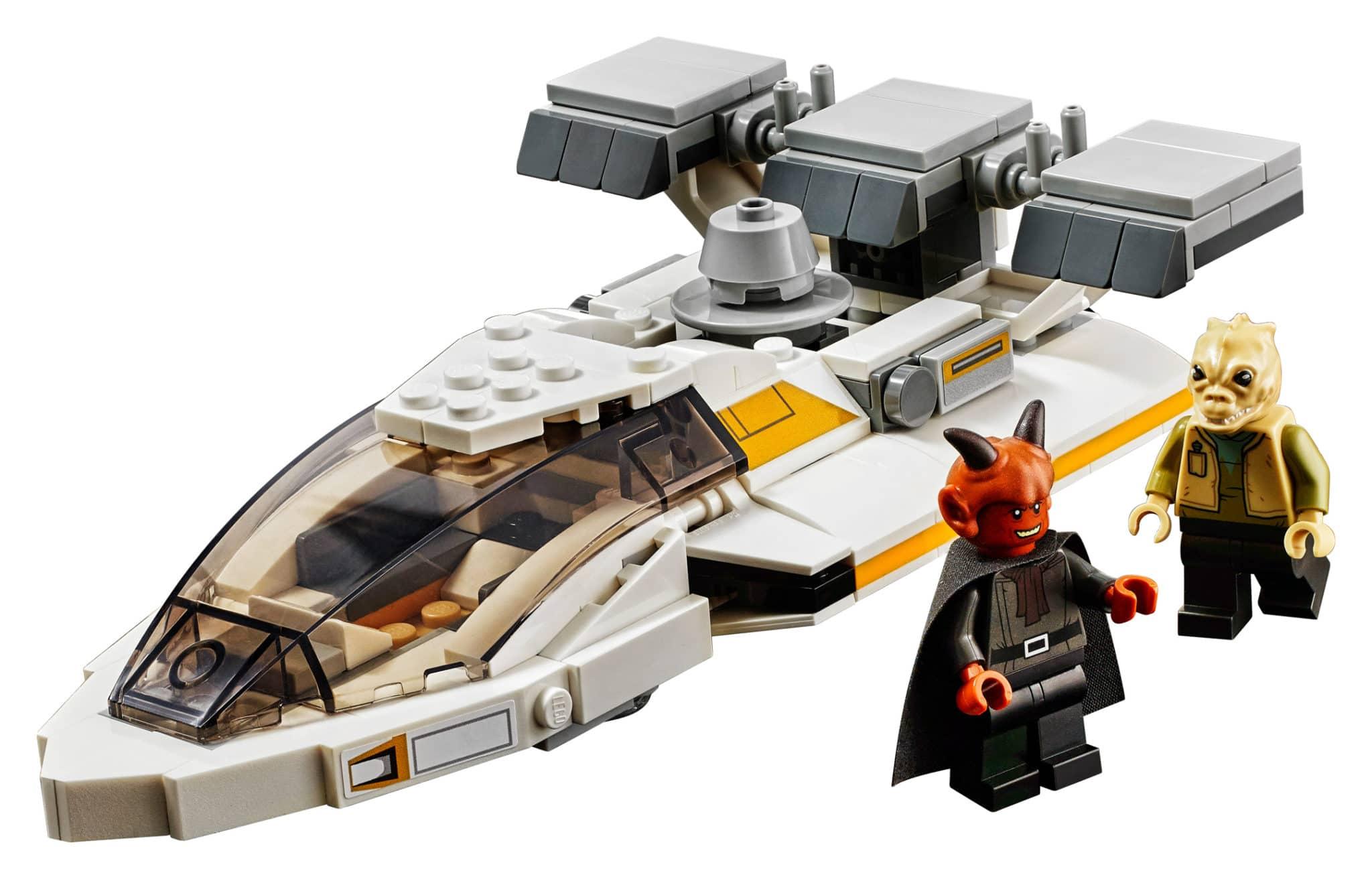 LEGO Star Wars 75290 Mos Eisley Cantina Landspeeder