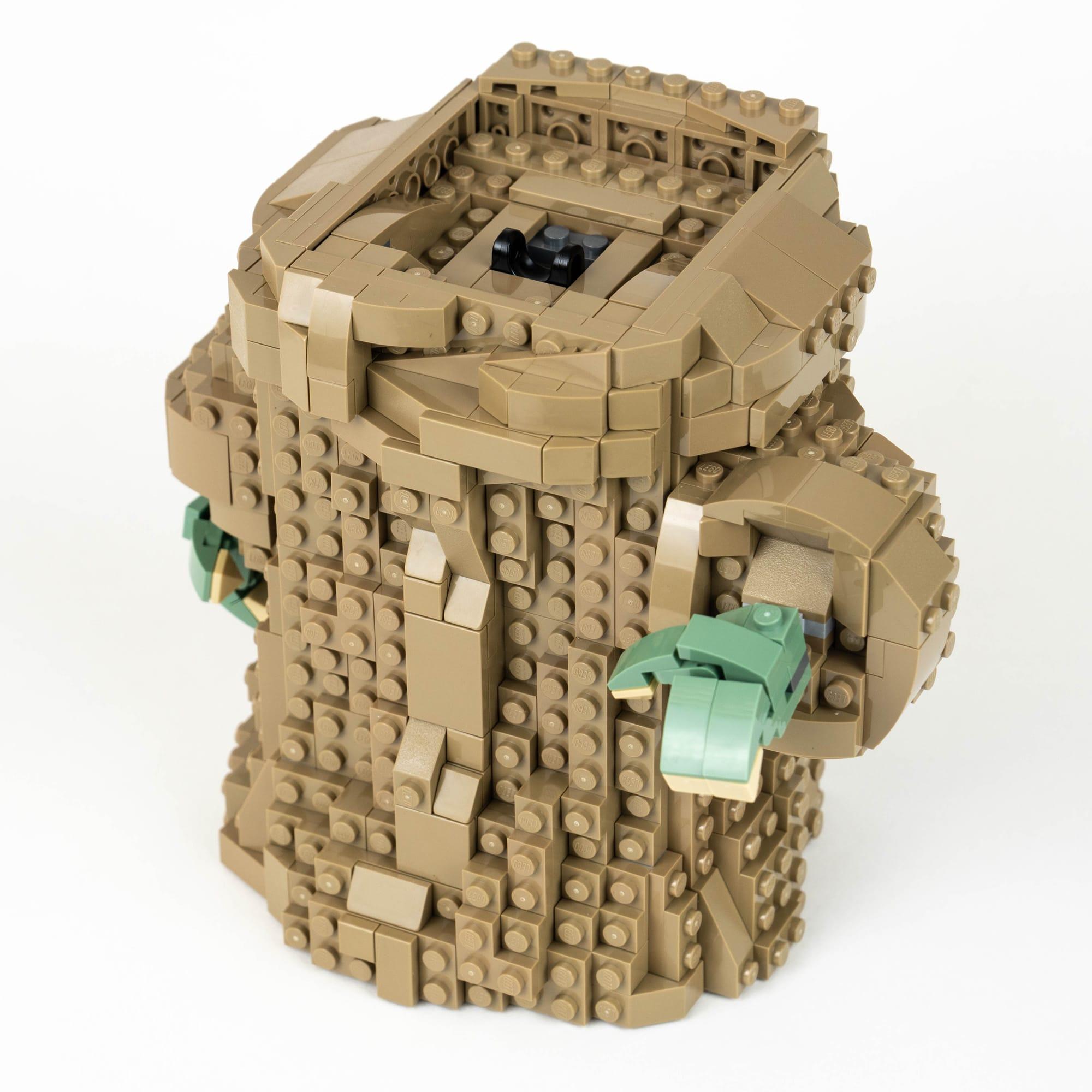 LEGO Star Wars 75318 Aufbau 1