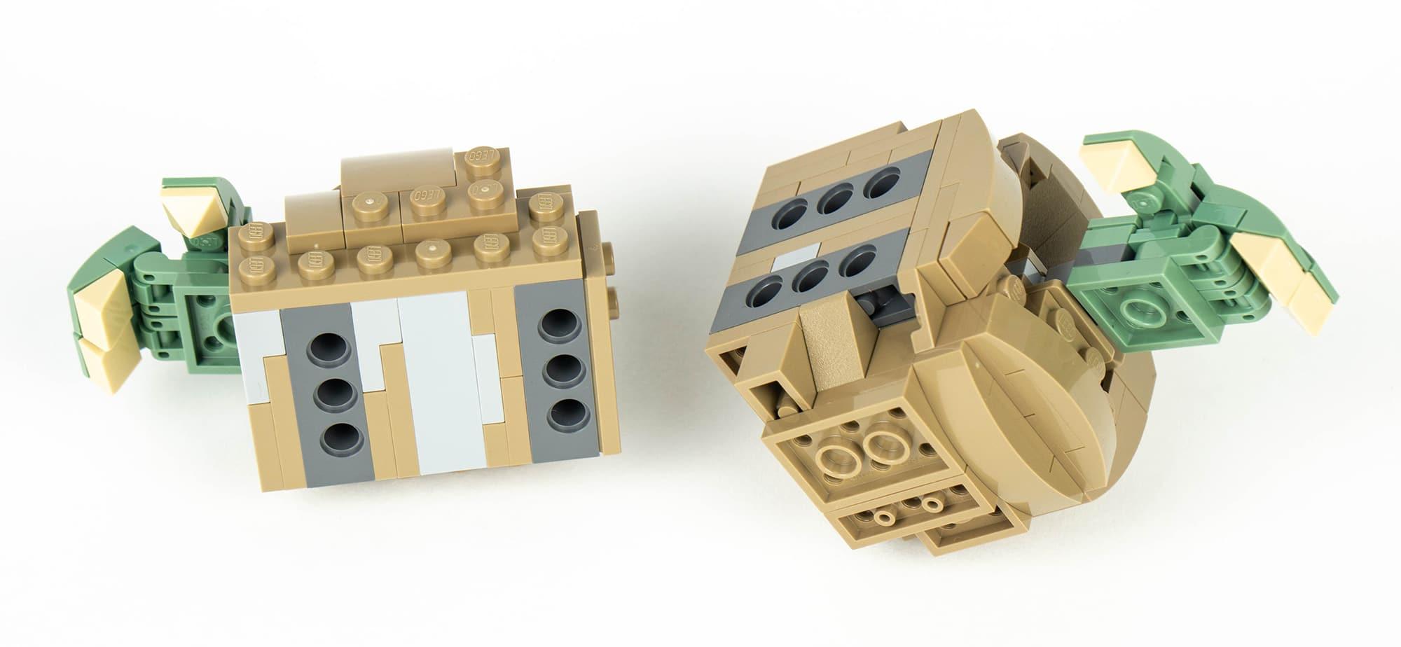 LEGO Star Wars 75318 Aufbau 12
