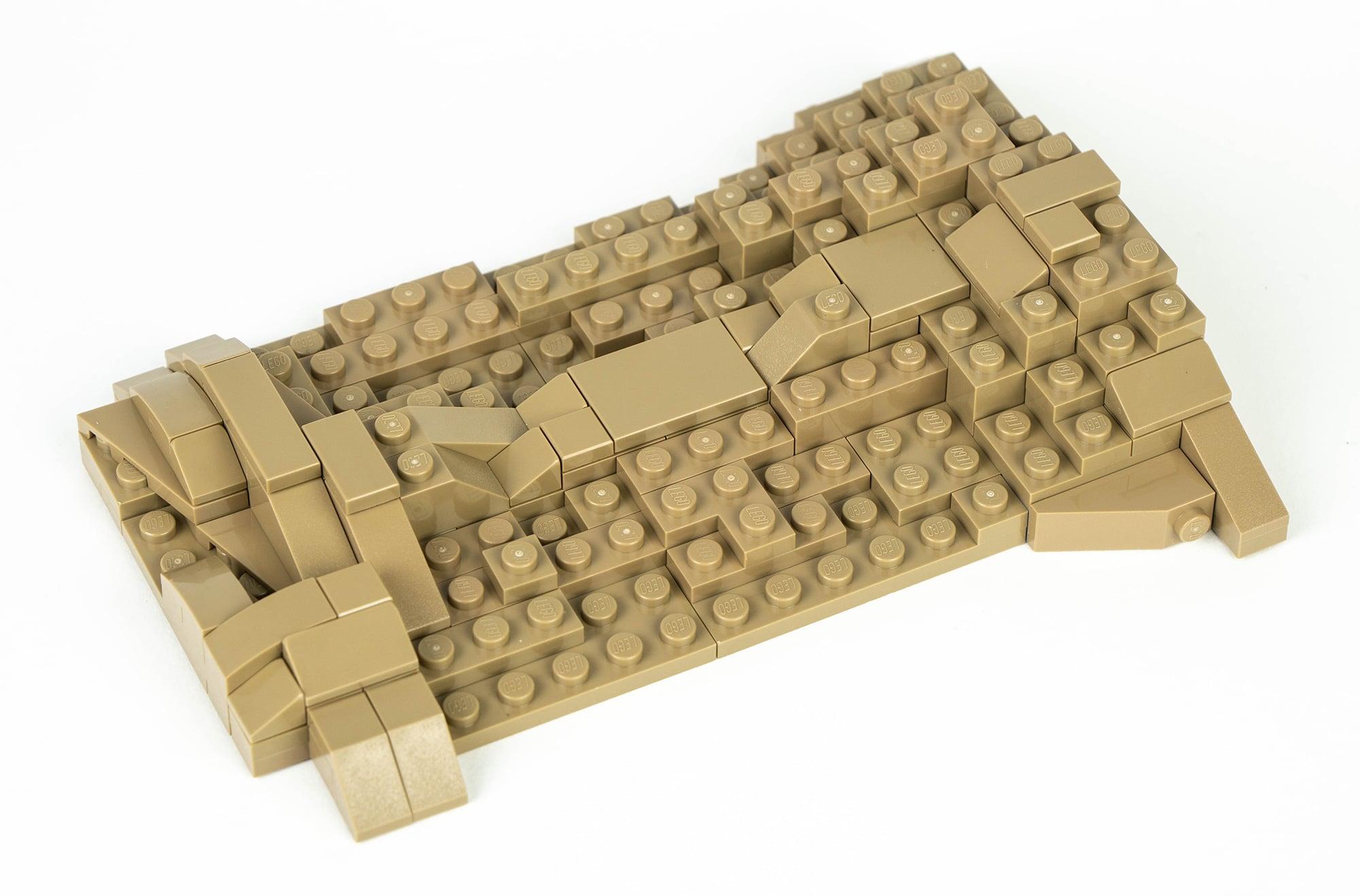 LEGO Star Wars 75318 Aufbau 4