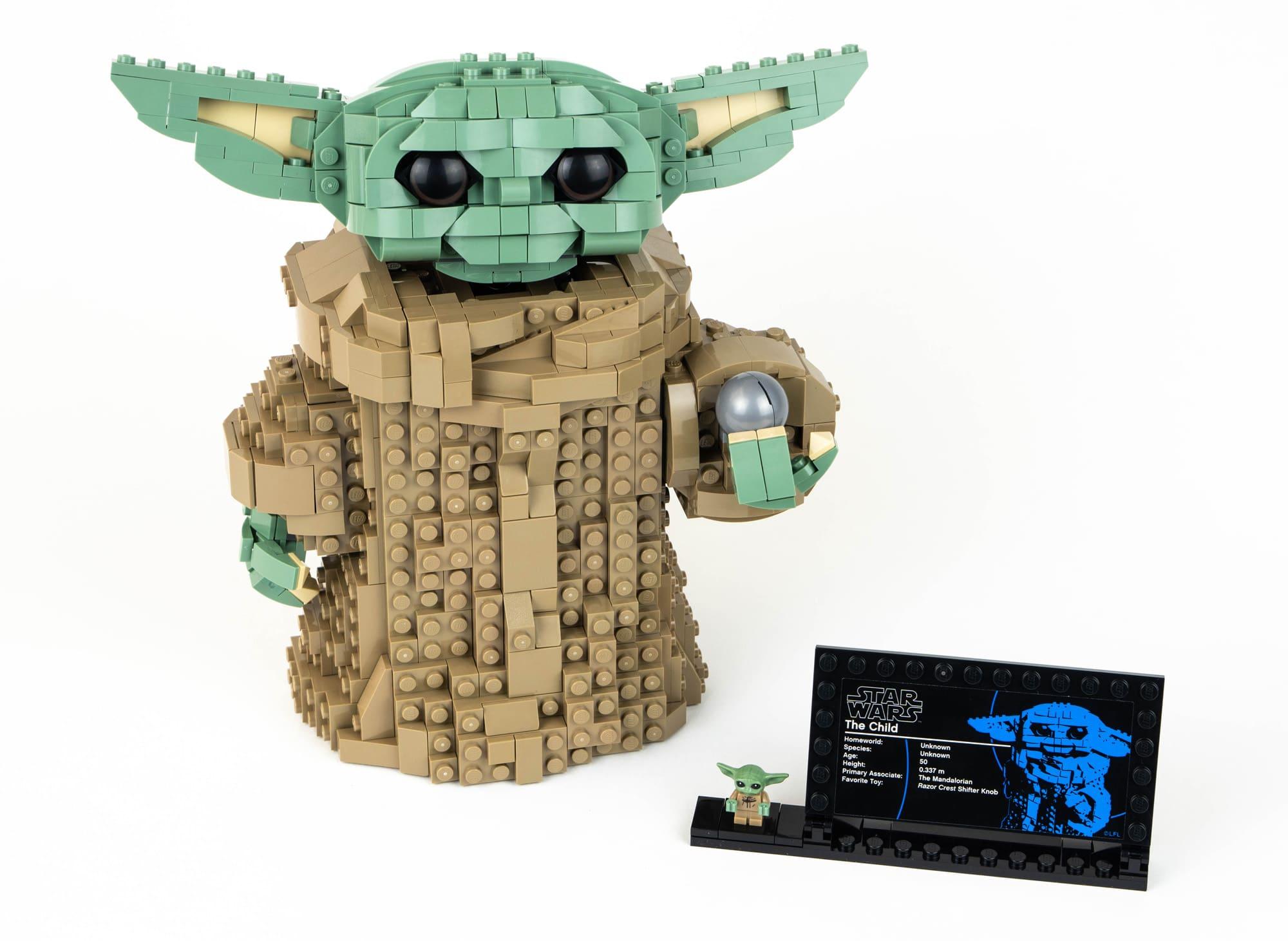 LEGO Star Wars 75318 Aufbau 6