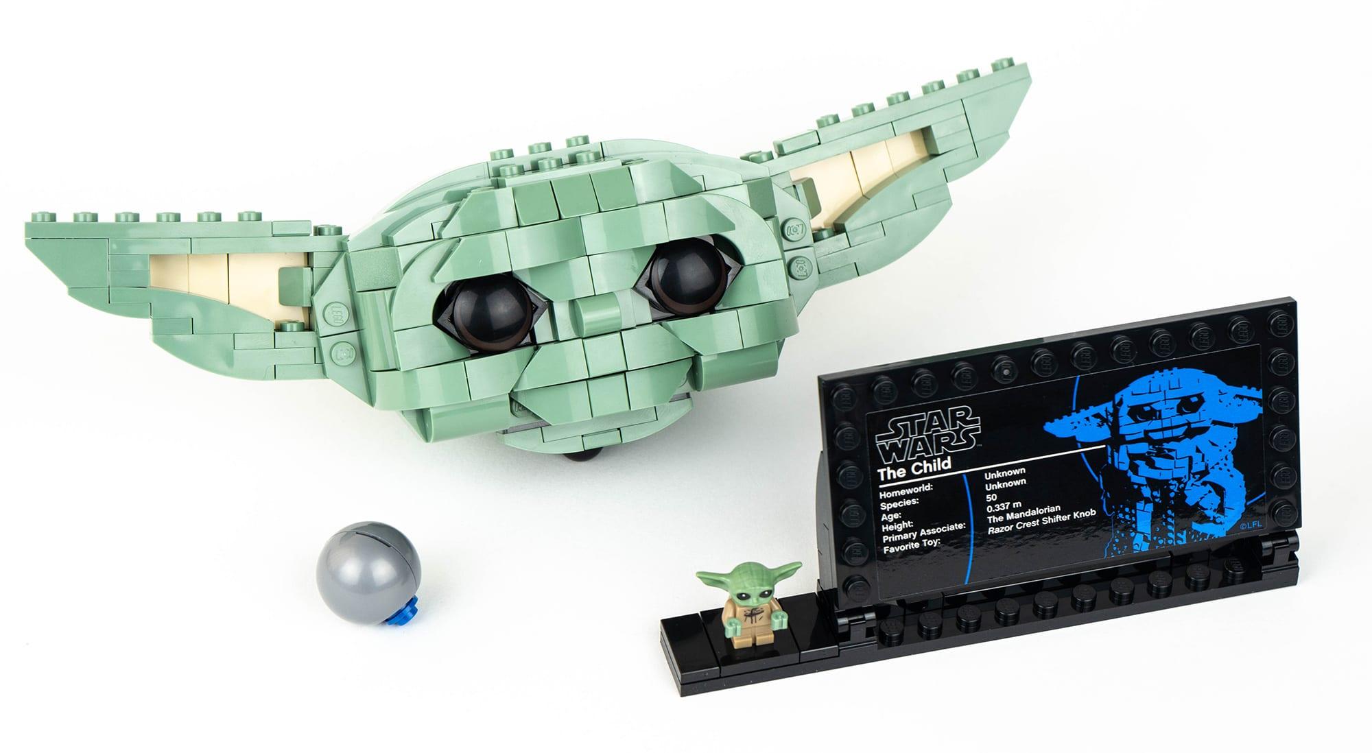 LEGO Star Wars 75318 Aufbau 8