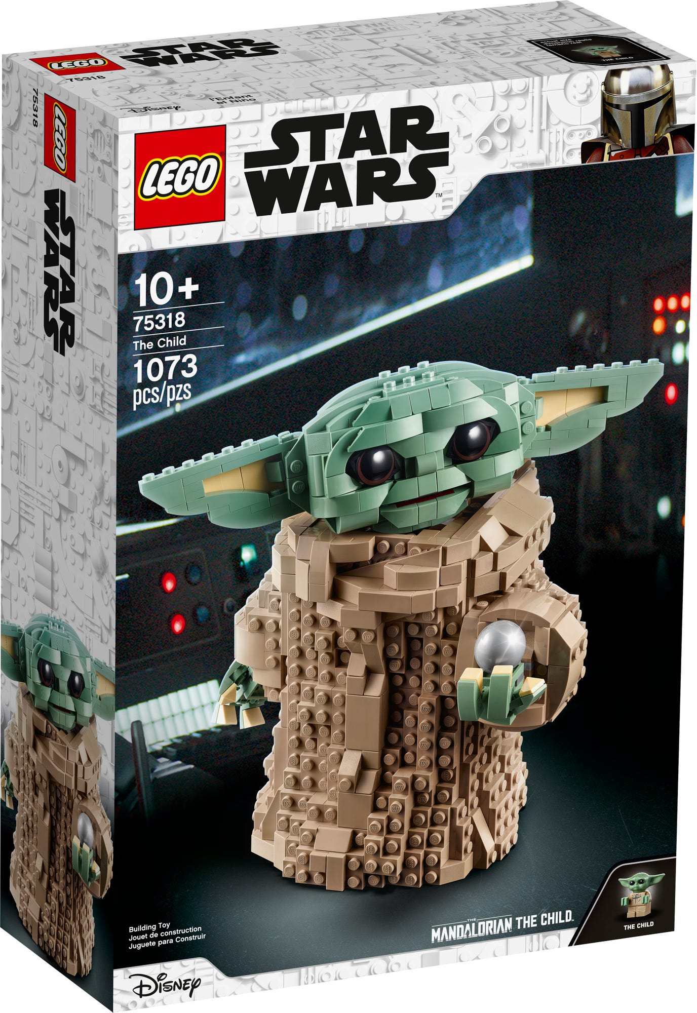 LEGO Star Wars 75318 The Child (1)
