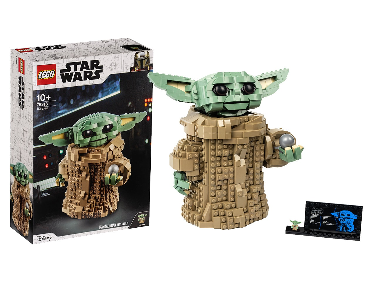 LEGO Star Wars 75318 The Child Review