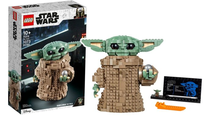 LEGO Star Wars 75318 The Child Vorbestellung