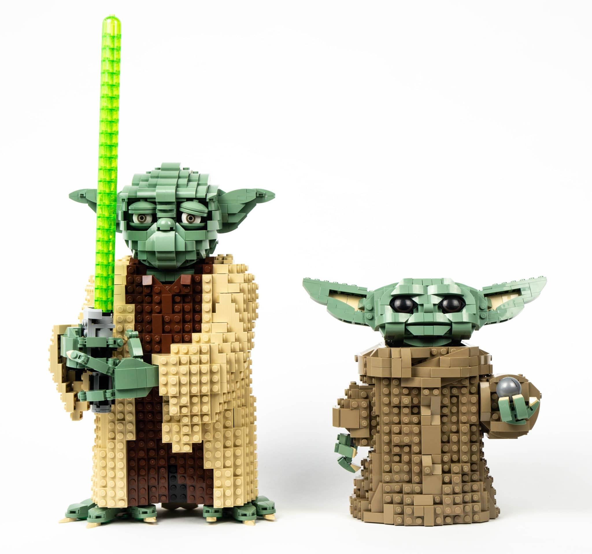 LEGO Star Wars 75318 Vs 75255