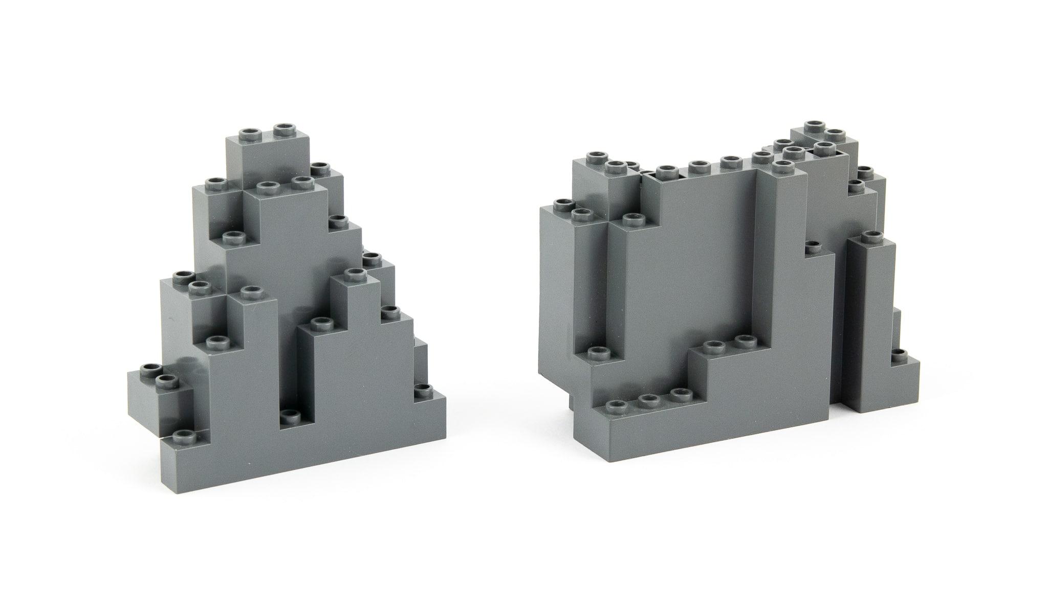 LEGO Steine Namen Burp Lurp