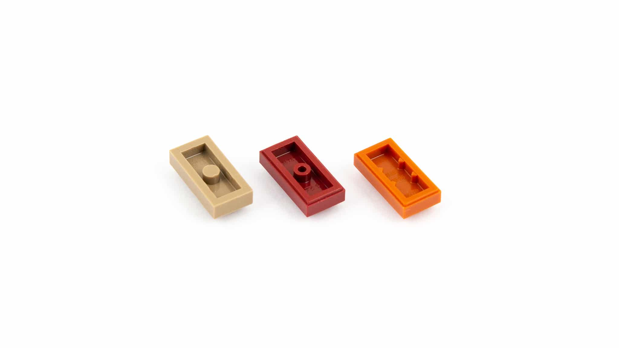 LEGO Steine Namen Jumper Unterseite