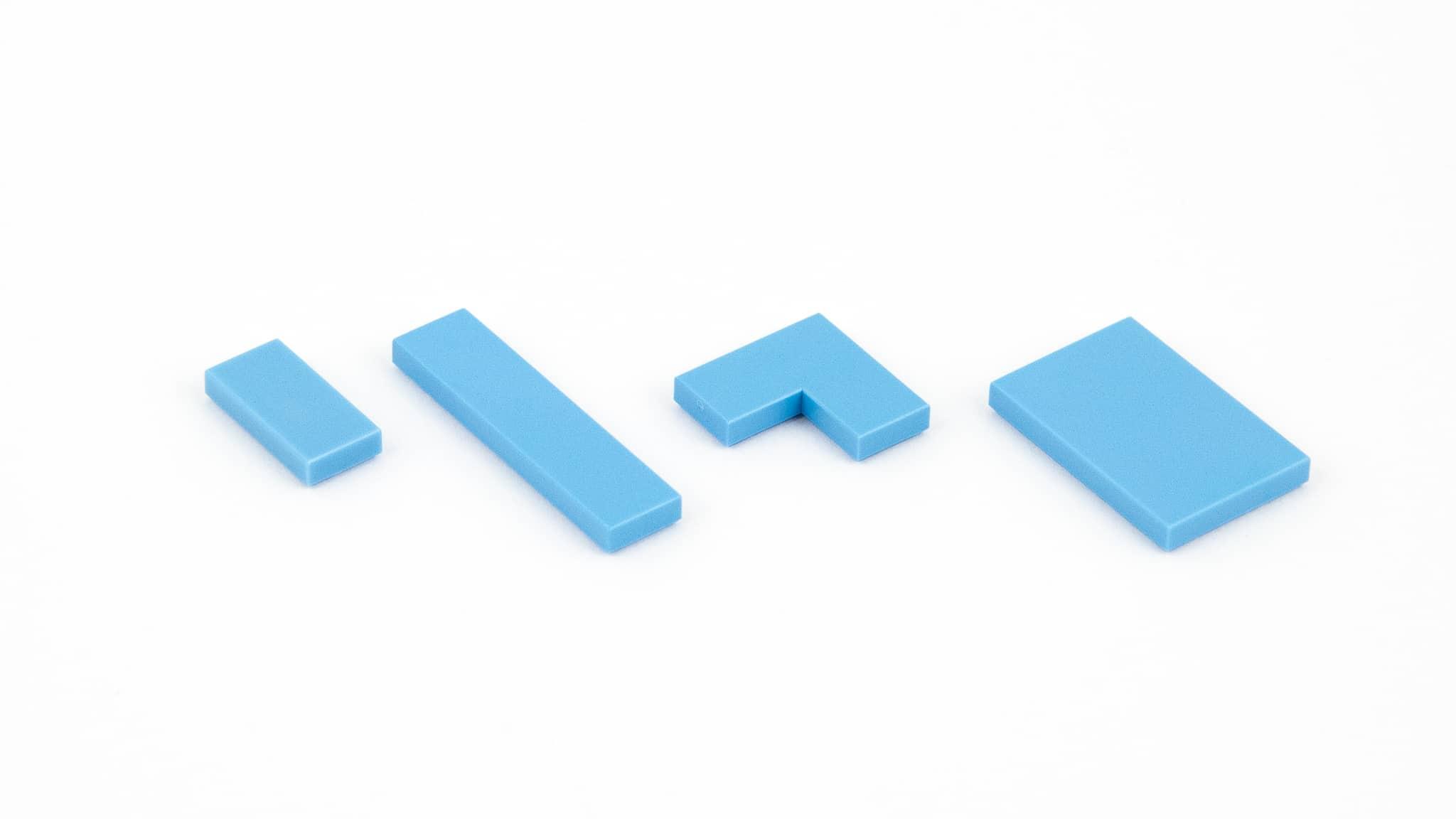 LEGO Steine Namen Tile