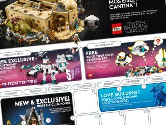 LEGO Store Flyer Oktober 2020