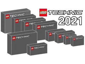 LEGO Technic 2021