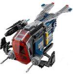 LEGO Tiefflug Angriffstransporter Exekutive