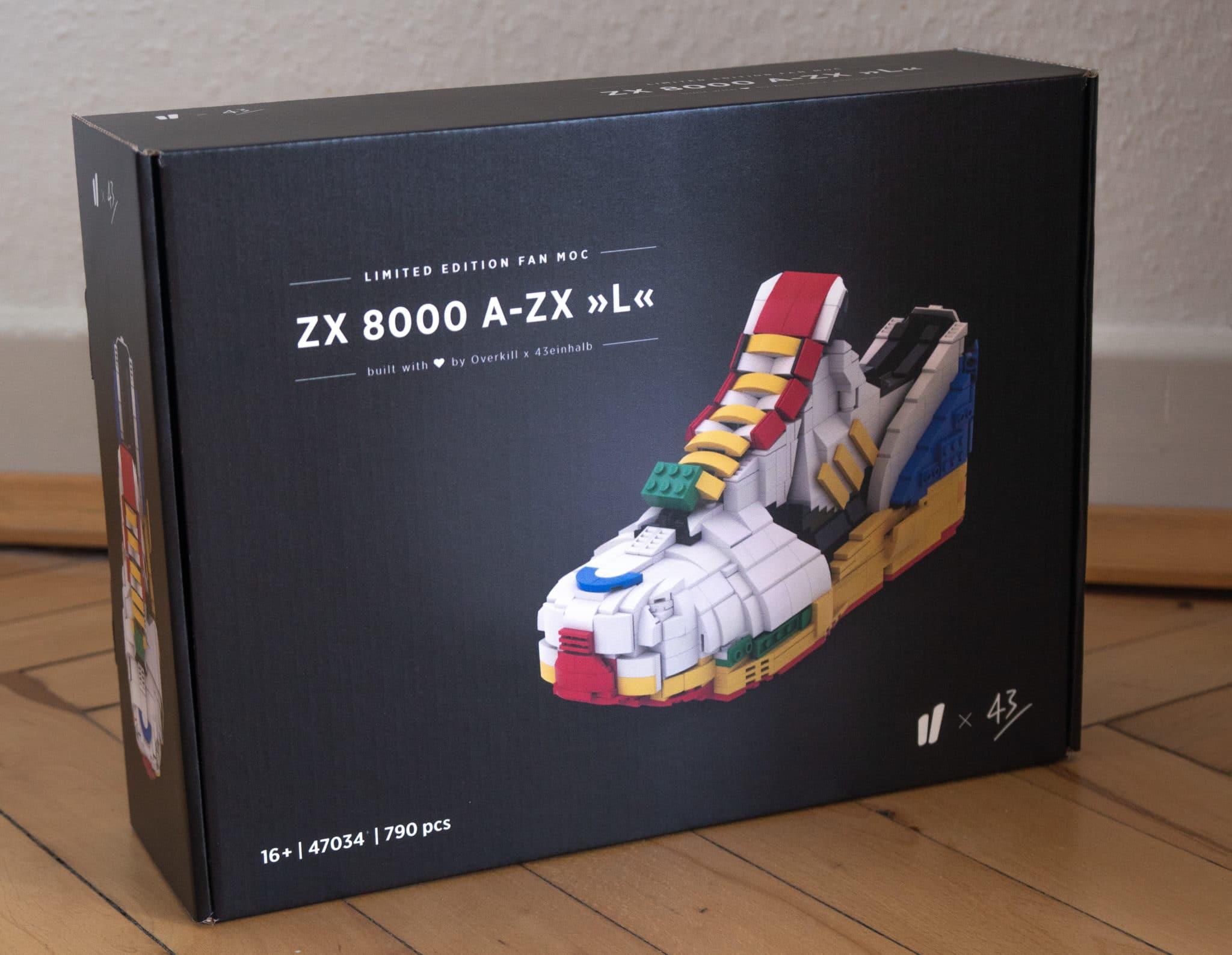 LEGO X Adidas LEGO Moc (1)